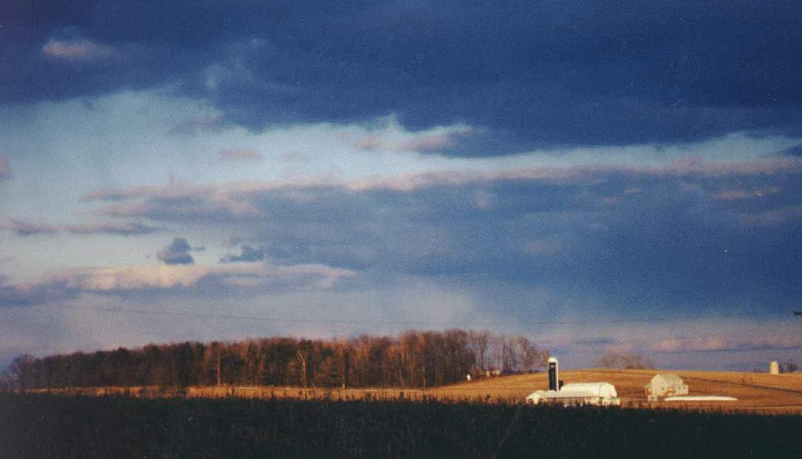 Amish farms are often quite large