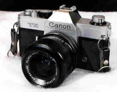 used old camera reviews, equipment tests