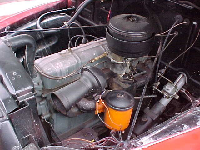 Chevy Truck 1950 Engine Camaro Pictures