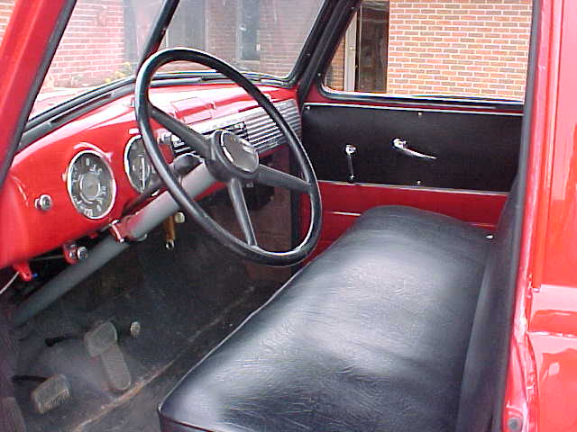 Antique 1950 Chevy Pick Up Truck For Sale Selling Old