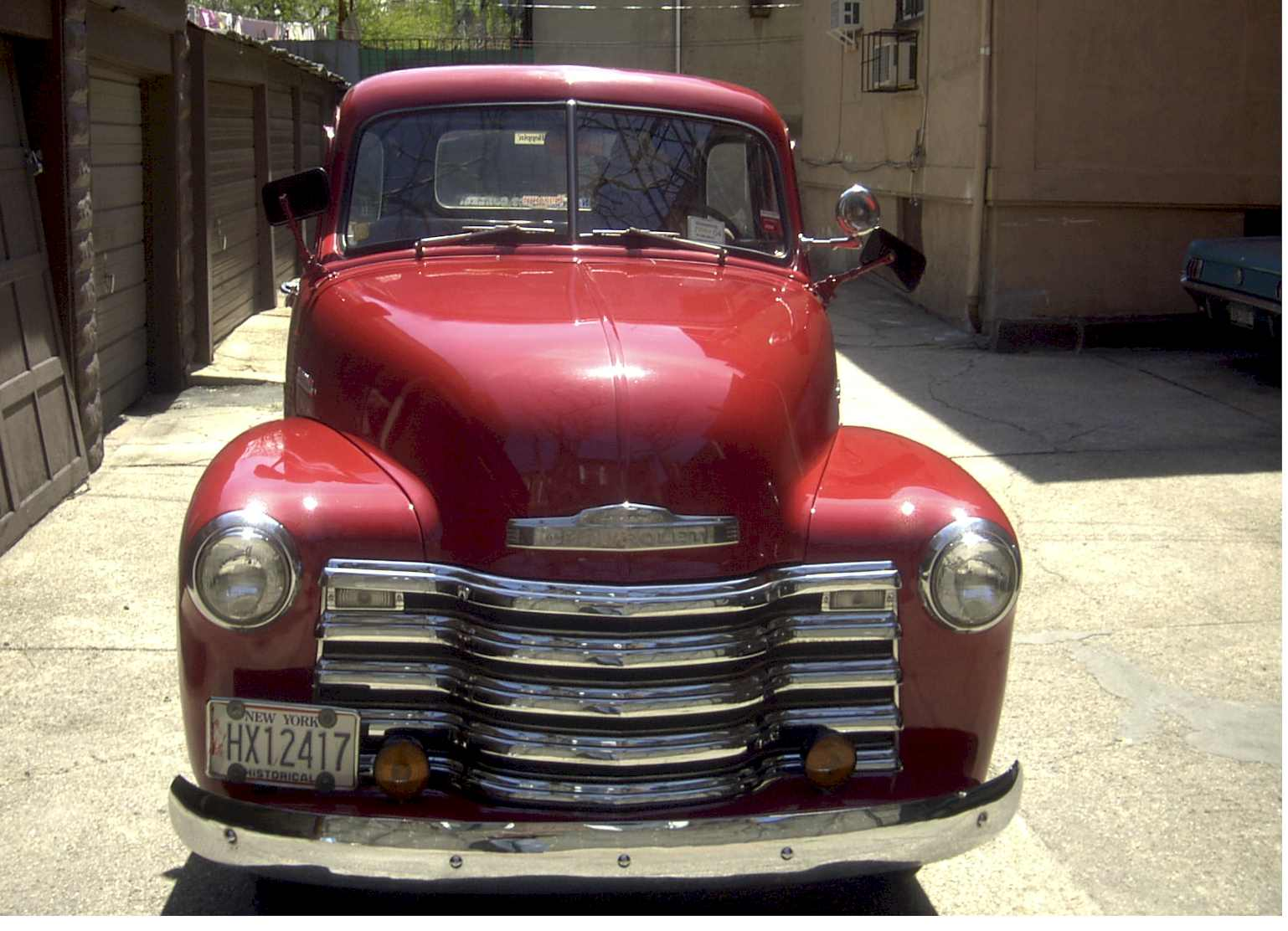 antique 1951 chevy pick up truck for sale selling old pick up truck. Black Bedroom Furniture Sets. Home Design Ideas