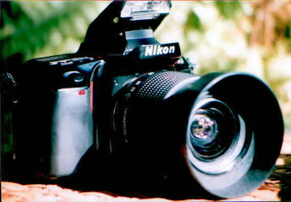 35 older used camera reviews, equipment tests